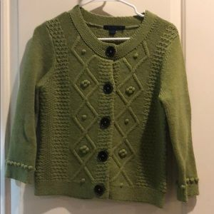 Boden Sweater Cardigan Size 10